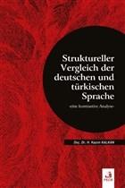Struktureller Vergleich Der Deutschen Und Türkischen Sprache