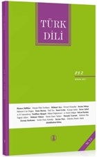 Türk Dili Dergisi Sayı: 832 Nisan 2021