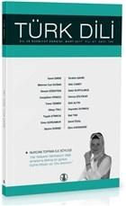 Türk Dili Dergisi Sayı: 783 Yıl: 67 Mart 2017