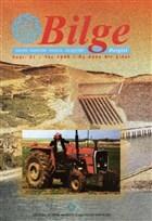 Bilge Dergisi Sayı: 21 / Yaz 1999