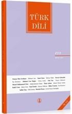 Türk Dili Dergisi Sayı: 833 Mayıs 2021