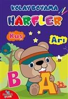 Kolay Boyama - Harfler