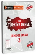 TYT Türkiye Geneli Deneme Sınavı 3