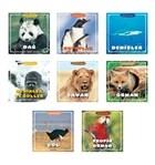 Hayvanlar Dünyası Serisi (8 Kitap Takım)