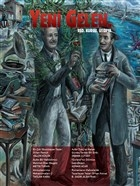 Yeni Gelen Dergisi Sayı: 36 Mayıs-Haziran 2021