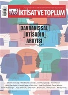 İktisat ve Toplum Dergisi Sayı: 128 Haziran 2021