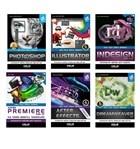 Adobe Grafik Tasarım Uzmanlığı Seti (6 Kitap Takım)