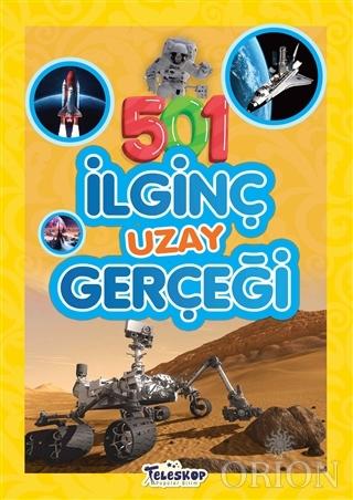 501 İlginç Uzay Gerçeği
