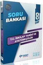 8. Sınıf TC İnkılap Tarihi ve Atatürkçülük Soru Bankası