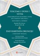 Tercüme-i Dürr-i Yetim ve Dad Harfinin Okunuşu