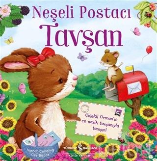 Neşeli Postacı Tavşan