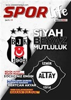 Spor Life Dergisi Sayı: 19 Mayıs 2021