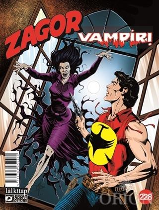 Zagor Sayı 228 - Vampir!