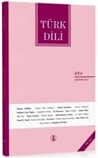 Türk Dili Dergisi Sayı: 834 Haziran 2021