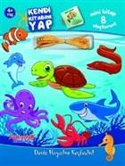 Kendi Kitabını Yap Deniz Hayatını Keşfedin!