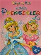 Boya ve Kes: Kağıt Prensesler
