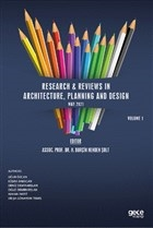 Research Reviews in Architecture, Planning and Design, May Volume 1