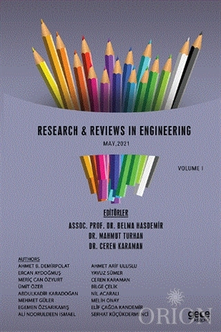 Research Reviews in Engineering Volume 1, May