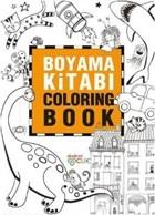 Boyama Kitabı - Coloring Book