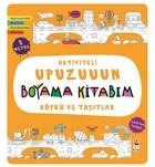 Köprü ve Taşıtlar - Aktiviteli Upuzuuun Boyama Kitabım