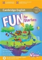 Fun For Starters Sb Wıth Home Fun Booklet And Onlıne 4.Edıtıon