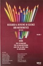 Research and Reviews in Science and Mathematics