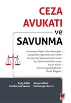Ceza Avukatı ve Savunma