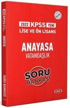 2022 KPSS Lise ve Ön Lisans Anayasa Vatandaşlık Soru Bankası