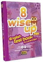 8 Wise Up Plus English Test Book