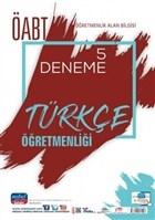 2021 ÖABT Türkçe Öğretmenliği - Öğretmenlik Alan Bilgisi - 5 Deneme