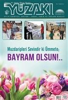 Yüzakı Aylık Edebiyat, Kültür, Sanat, Tarih ve Toplum Dergisi Sayı: 195 Mayıs 2021