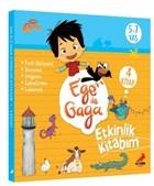 Ege ile Gaga - Etkinlik Kitabım (4 Kitap Takım)