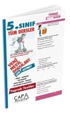 5.Sınıf Tüm Dersler Yaprak Test