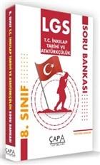 LGS T.C İnkılap Tarihi ve Atatürkçülük Soru Bankası