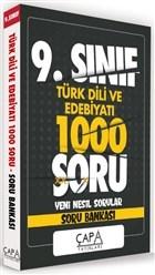9.Sınıf Türk Dili ve Edebiyatı 1000 Soru Yeni Nesil Sorular - Soru Bankası