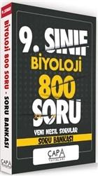 9.Sınıf Biyoloji 800 Soru Yeni Nesil Sorular - Soru Bankası