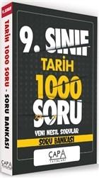 9.Sınıf Tarih 1000 Soru Yeni Nesil Sorular - Soru Bankası