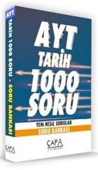 AYT Tarih 1000Soru Yeni Nesil Sorular - Soru Bankası