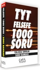 TYT Felsefe 1000 Soru Yeni Nesil Sorular - Soru Bankası