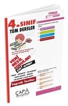 4.Sınıf Tüm Dersler Yaprak Test