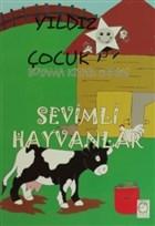 Sevimli Hayvanlar - Yıldız Çocuk Boyama Kitabı Serisi
