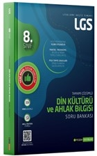 8. Sınıf LGS Tamamı Çözümlü Din Kültürü ve Ahlak Bilgisi Soru Bankası