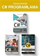Yeni Başlayanlar için C# Programlama (3 Kitap Takım)