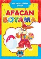 Afacan Boyama (10 Kitap Takım)