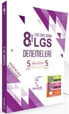 8. Sınıf LGS 5 Denemeleri