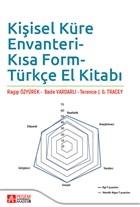 Kişisel Küre Envanteri-Kısa Form Türkçe El Kitabı