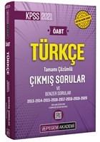 2021 KPSS ÖABT Türkçe Tamamı Çözümlü Çıkmış Sorular ve Benzer Sorular