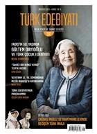 Türk Edebiyatı Dergisi Sayı: 574 Ağustos 2021