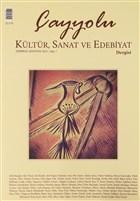 Çayyolu Kültür, Sanat ve Edebiyat Dergisi 7. Sayı Temmuz - Ağustos 2021
