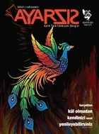 Ayarsız Aylık Fikir Kültür Sanat Dergisi Sayı: 66 Ağustos 2021